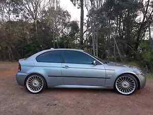 BMW HATCHBACK - 318ti MSPORT E46/5 Chatswood Willoughby Area Preview