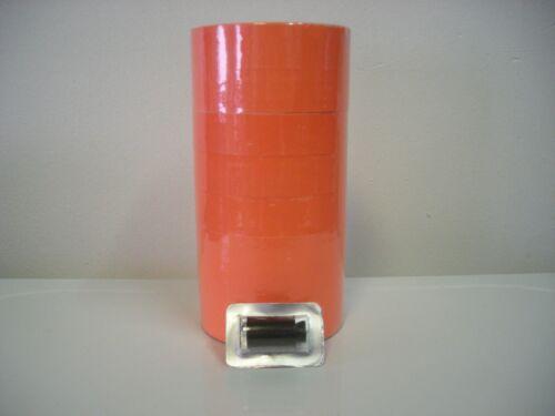 40,000 FL-Red Labels for (1) line 1131 Monarch Price Gun 16 rolls