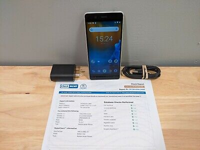 Factory Unlocked Nokia 5 16GB - Silver