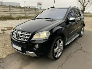 Mercedes-Benz ML 450 CDI 4Matic 7G-TRONIC DPF