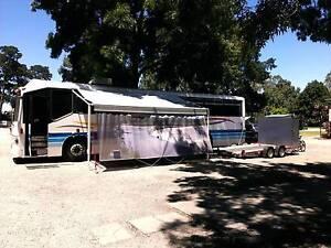MAN Motorhome Bus Coach Mullumbimby Byron Area Preview