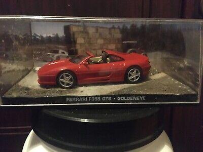 James Bond Diecast Model Car (Ferrari F355 GTS)