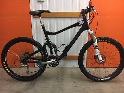 GIANT TRANCE DUAL SUSPENSION