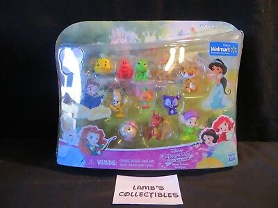 Hasbro Disney Princess Little Kingdom Royal Friends Collection 11 Pack Walmart