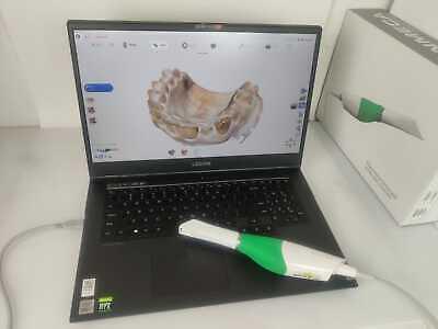 Planmeca Emerald Dental 3d Scanner Cadcam Intraoral Acquisition Camera