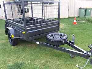 Full rebuild 6x4 new floor # longer pull new cage 6 months rego Drayton Toowoomba City Preview