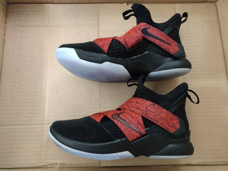 outlet store 45931 992f1 Nike Zoom Lebron Soldier XII  47  12 - US8 mens   Men s Shoes   Gumtree  Australia Inner Sydney - Haymarket   1211537710