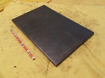A-36 Steel Flat Bar Stock Welding Tool Die Shop Plate Sheet 38 X 7 38 X 12