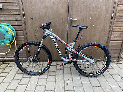 Norco Sight 650 Full Suspension Mountain Bike. Small Frame.