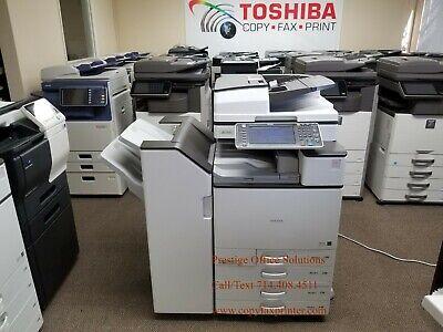 Ricoh Mp C4503 Color Copier Printer Scanner. Meter Count Only 47k