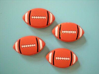 Clog Shoe Plug Button Charms 2 Foot Balls Fit Bracelet Sandals Accessories