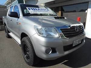 2014 TOYOTA HILUX SR , 4X4, AUTOMATIC , TURBO/DIESEL, 58,730 KMS! Edwardstown Marion Area Preview