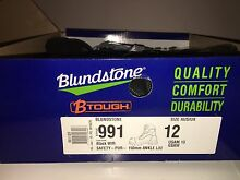 Blundstone Btough black steel cap boot Brand New Size 12 Scarborough Stirling Area Preview