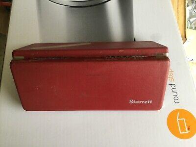 Starrett Padded Case Only For Caliper 6150mm Dial Caliper Digital Caliper