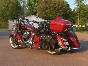 2015 Indian Chief Vintage with Hannigan Hertiage sidecar