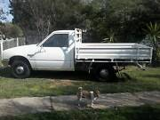 1983 Holden Rodeo Ute 4X4 PETROL Henty Greater Hume Area Preview