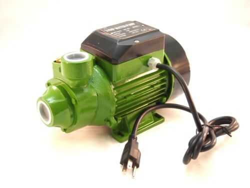 """3/4 HP Electric Centrifugal 1"""" Water Pump Pool Garden"""