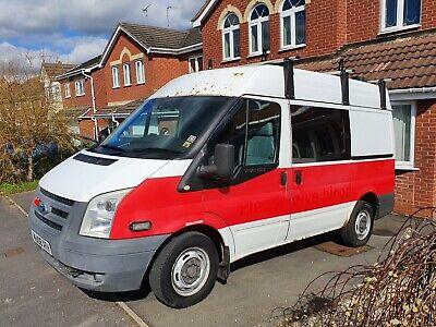 Ford Transit SWB Camper Conversion - Campervan Motorhome