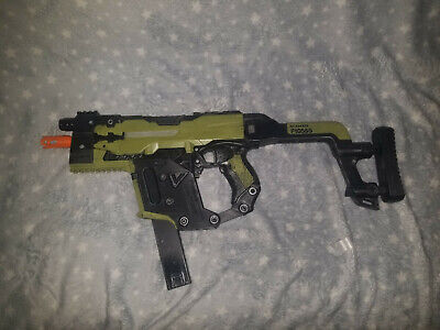 Tom clancy's The Division 1 or 2 Prop Nerf kriss vecto green