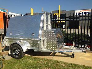 LoadMaxx all aluminium tradesman trailer 6x4 750KG Carrum Downs Frankston Area Preview