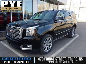 2016 GMC Yukon Denali - TOP OF THE LINE! AMAZING VEHICLE!