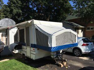 2000 Camplite 8SD Tent Trailer