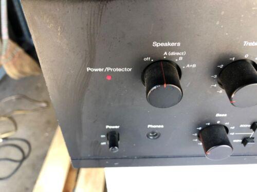 Sansui AU-919 Integrated Amplifier