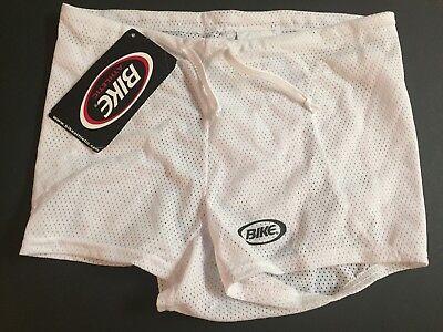 Bike Athletic white fleece football 3 pocket girdle size Adult Medium # 7687 NEW