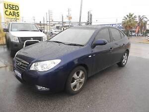 2007 Hyundai Elantra Elite Sedan Wangara Wanneroo Area Preview
