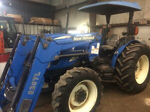 New Holland TN95A
