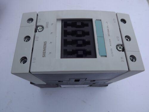 Siemens 3RT1044-1AC20 Contactor, 65AMP, 3 Pole, 24VAC
