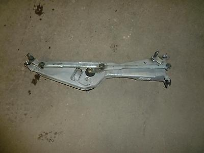 05-11 CADILLAC STS SRX Front Windshield Wiper Transmission w/ Motor Assembly