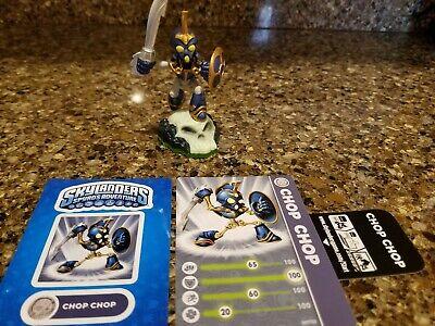 CHOP CHOP Skylanders Spyro's Adventure Figure PS3 XBox WiiU Universal Character - Chop Chop Skylander