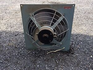 Shop fan for sale