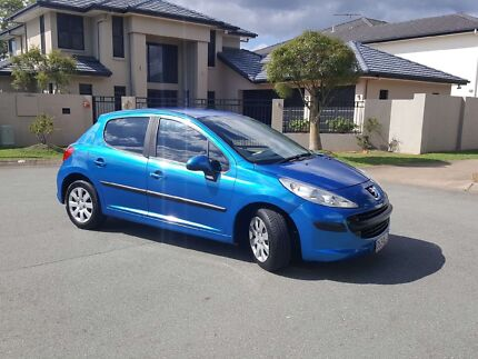 2007 Peugeot 207 Hatchback, 130KS, Manual - RWC & REGO!