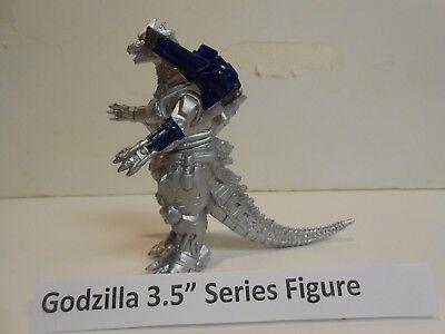Bandai Japan 2017 Godzilla 3.5 inch Series Mecha Godzilla: Weapon Mechagodzilla