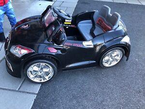 Auto électrique pour enfant