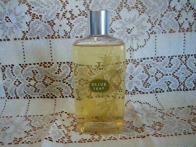 Olive Leaf Foaming Bath (New Thymes Olive Leaf Foaming Bath 12.25)