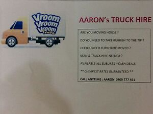AAA AARON'S REMOVALS SERVICE!! Endeavour Hills Casey Area Preview