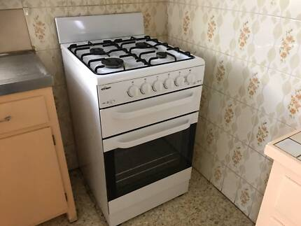 Chef Upright Cooker Gas 540MM  ** AS NEW!!! **