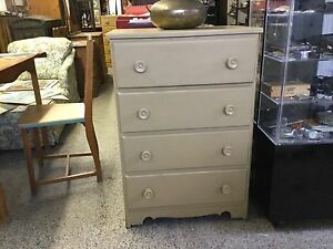 "Four drawer chest of drawers 16""x24""x36"""