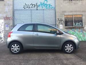 Toyota Yaris 2006 hatchback auto aircon RWC rego low KM very neat! West End Brisbane South West Preview