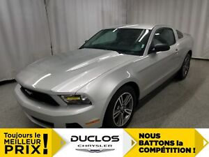 2010 Ford Mustang CUIR*CRUISE*MAGS 17PO*