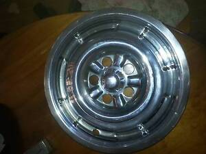 Ford Falcon xr xt xw xy gs gt hubcaps set of 4 Tregear Blacktown Area Preview