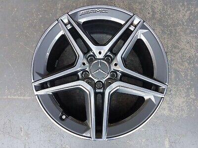 Original Mercedes AMG Alufelge Felge C W205 S205 K 8,5 x 18 ET49 A 2054019600