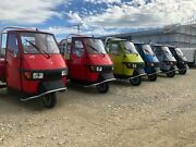 Piaggio  APE 50 Cross Country25 KM/H Mod. 2018 aFarben