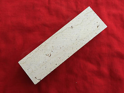 "Japanese Natural Sharpening stone / Whetstone  ""Igarashi Toishi"" (Medium stone)"
