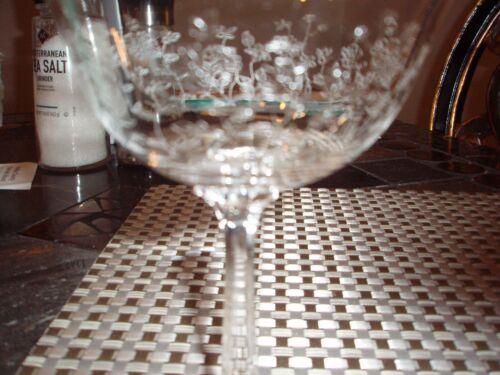 Lenox Castle Garden Champagne Goblets
