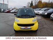 Smart Smart limited, ZV, Euro4, Panorama, Sitzh.,TÜV