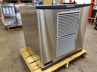 2019 Scotsman 1077lb Commercial Ice Machine Maker C1030ma-32